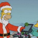 thumbs simpsons christmas 33