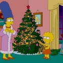 thumbs simpsons christmas 35