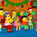 thumbs simpsons christmas 37