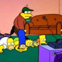 thumbs simpsons couch gag 009
