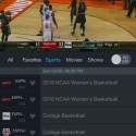 thumbs slingbox march madness 14