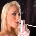 thumbs sexy smoking 10