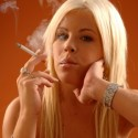 thumbs sexy smoking 11
