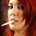 thumbs sexy smoking 36