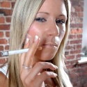 thumbs sexy smoking 43