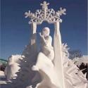 thumbs snow sculpture 101