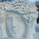 thumbs snow sculpture 102