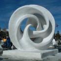 thumbs snow sculpture 30