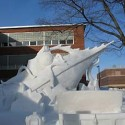 thumbs snow sculpture 50
