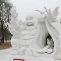 thumbs snow sculpture 78