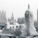 thumbs snow sculpture 80