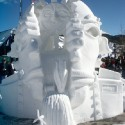thumbs snow sculpture 93