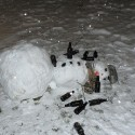 thumbs funny snowman 16