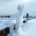 thumbs funny snowman 17