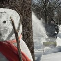 thumbs snowman panic