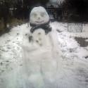snowmen-lifelike