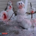thumbs snowmen massacre