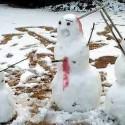 thumbs snowmen murder