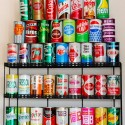 thumbs soda can collection 02