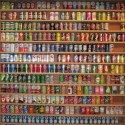 thumbs soda can collection 06