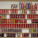 thumbs soda can collection 10
