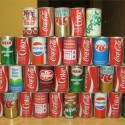 thumbs soda can collection 16
