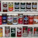 thumbs soda can collection 20