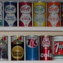 thumbs soda can collection 29