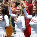thumbs usc song girls spring game01