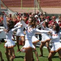 thumbs usc song girls spring game05