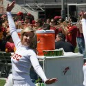 thumbs usc song girls spring game07