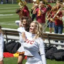 thumbs usc song girls spring game10