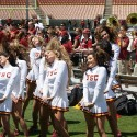 thumbs usc song girls spring game11