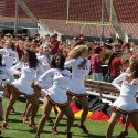 thumbs usc song girls spring game12
