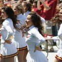 thumbs usc song girls spring game13