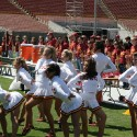 thumbs usc song girls spring game14