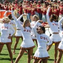 thumbs usc song girls spring game15