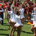 thumbs usc song girls spring game17