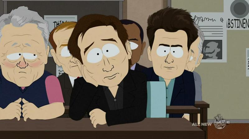 Favorite celebrity portrayal in South Park? : southpark