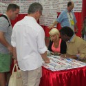 thumbs lou brock autograph