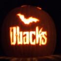 thumbs arizona diamondbacks pumpkin carving