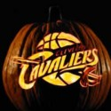 thumbs cleveland cavaliers pumpkin carving