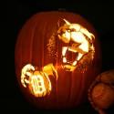 thumbs detroit tigers pumpkin carving