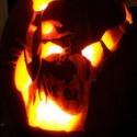 thumbs manny ramirez pumpkin carving