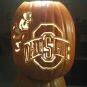 thumbs ohio state pumpkin carving
