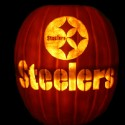 thumbs pittsburg steelers pumpkin carving