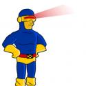 thumbs cyclops marvel comics