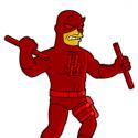 thumbs daredevil marvel comics