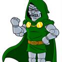 thumbs doctor doom marvel comics