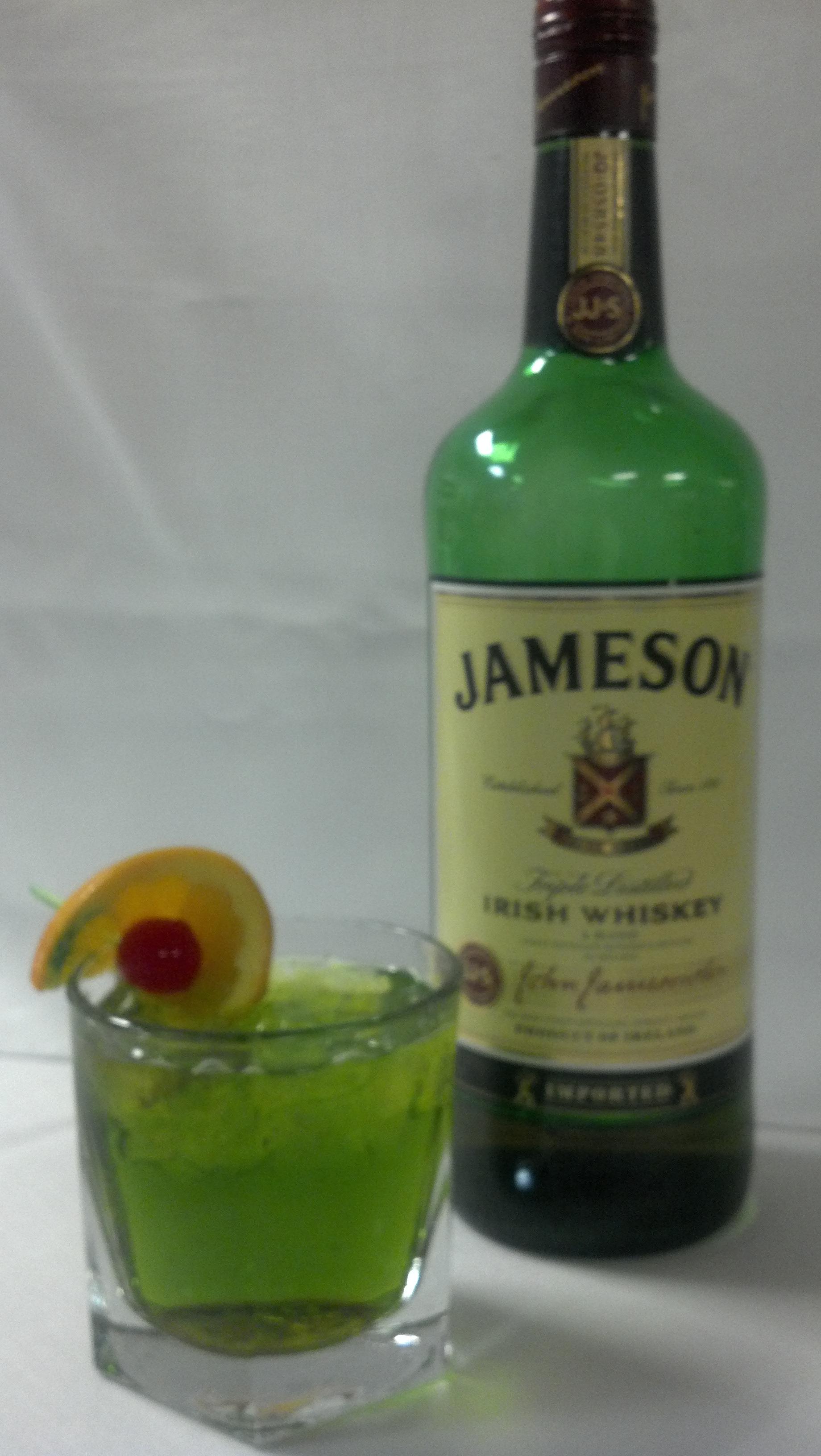 Green Grub Of St Patrick 39 S Day